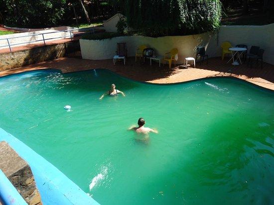 Cabanas Del Lenador Hotel: en medio del verde, preciosa!