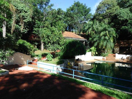 Cabanas Del Lenador Hotel: exhuberante