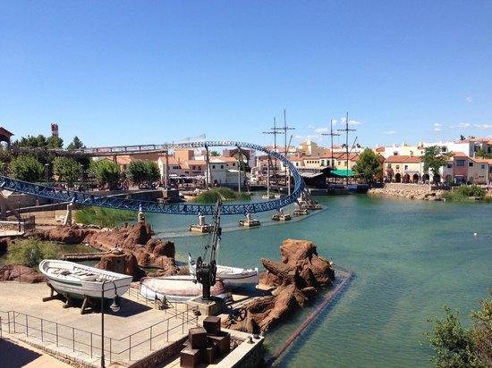 PortAventura : Furius Baco
