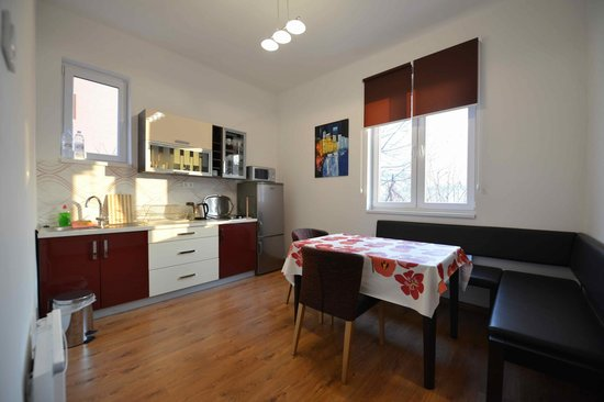 Apartment's dining room