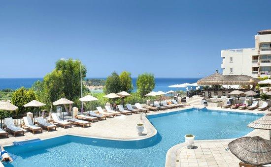 Hotel Carina: Havuz
