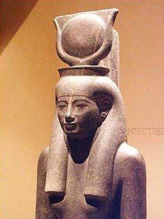 Luxor-Museum: Statue of Hathor-Luxor Museum