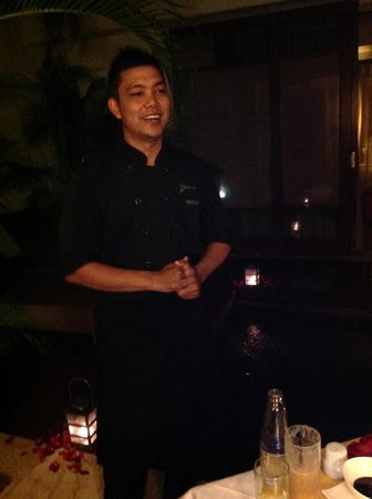 The Amala : Chef Gede - we have so much respect for his work