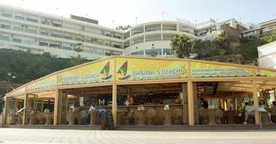 Banana's beach club