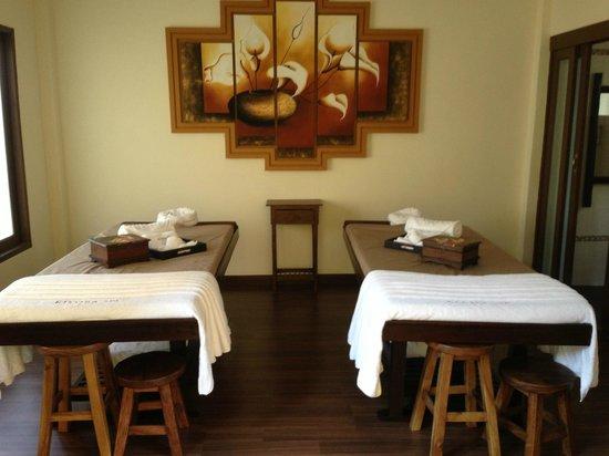 Kiyora Spa: The spa suite I had