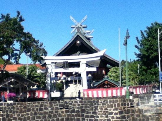 Izumo Taishakyo Mission of Hawaii: 本格的です