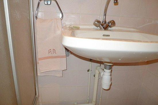 Logis Ardiden : Baño