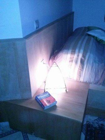 Riad Al Zahia: Detalle de  una de las habitaciones