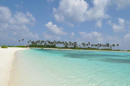 Olhuveli Beach & Spa Maldives: That's better!