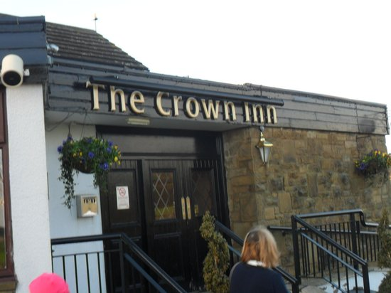 Entrance Picture Of Crown Inn Doncaster Tripadvisor