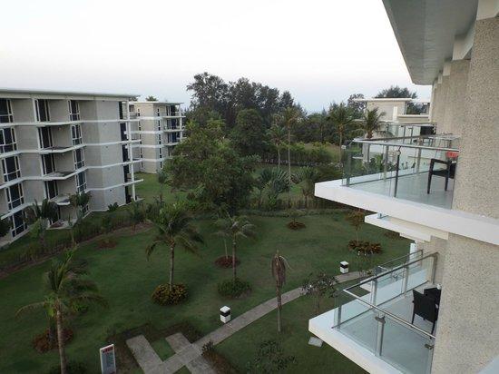 Grand West Sands Resort & Villas Phuket: view from room