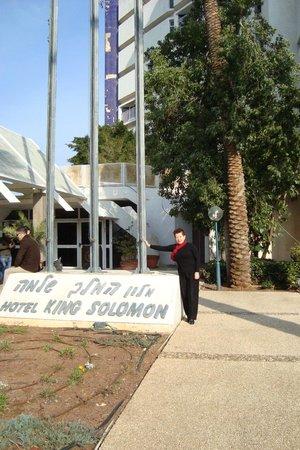 King Solomon Tiberias: Отель