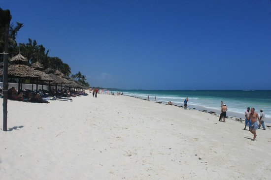 Southern Palms Beach Resort: The Beach - told you it was nice didnt I?