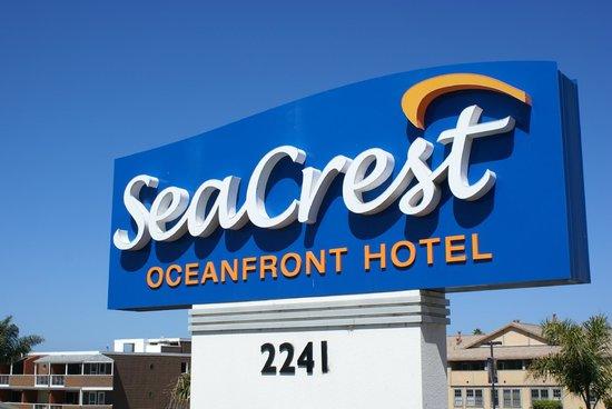 SeaCrest OceanFront Hotel: Das Logo