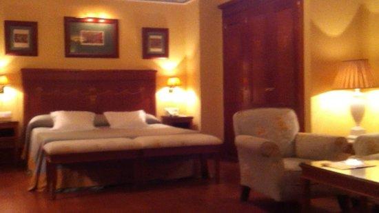 Hotel Inglaterra: Habitación 3