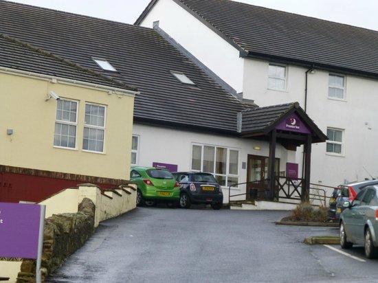Premier Inn Whitehaven Hotel: Reception