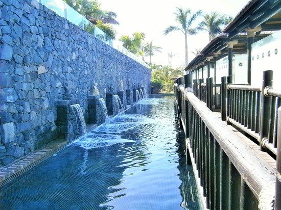 Gran Melia Palacio de Isora Resort & Spa: Cabinas para masajes