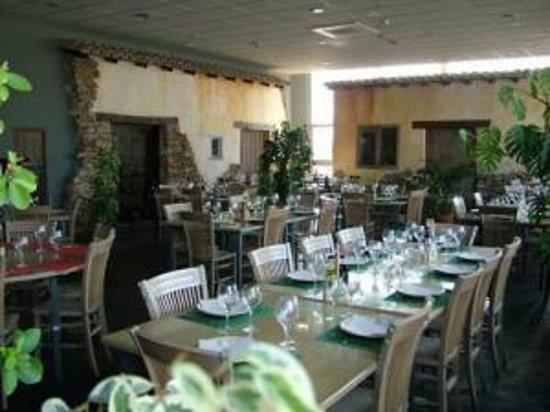 Hotel Puerta de la Serranía: restaurante -asador