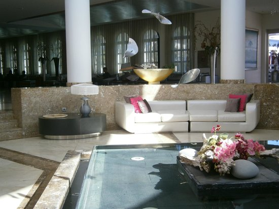 Gran Melia Palacio de Isora Resort & Spa: Lobby