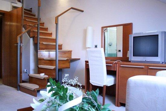Hotel Le Petit Piaf : Room