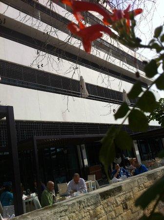 Rixos Downtown Antalya : Indoor or outdoor dining