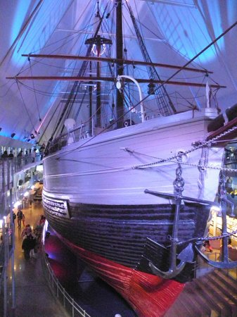 Fram Polar Ship Museum: La Fram