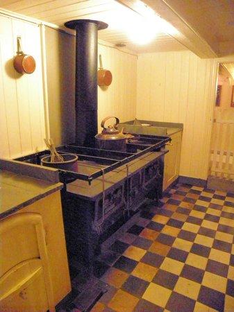 Fram Polar Ship Museum: cucina