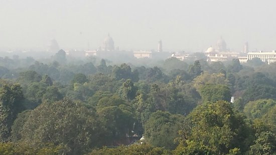 Taj Mahal Hotel : Parliament and the president's house