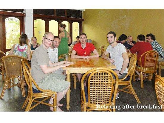 Tropic Inn Hotel : Restaurant