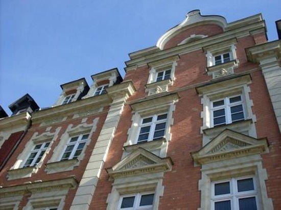Hotel Burghof: Aussenansicht_1