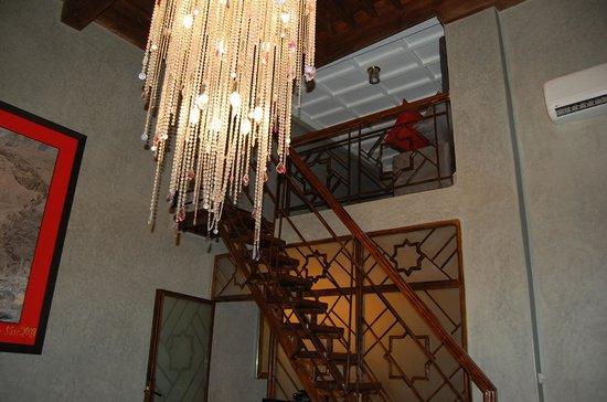 Riad Charlott': Mezzanine suite parentale
