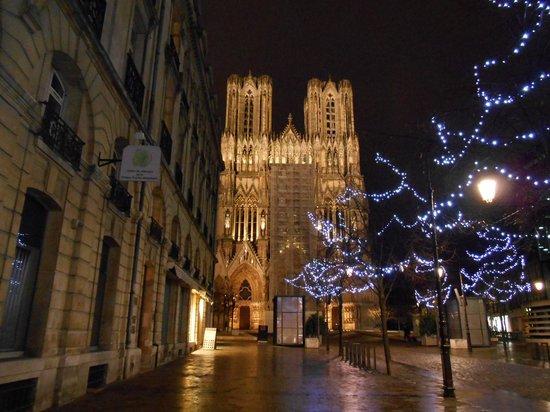 Cathédrale Notre-Dame de Reims : catedral