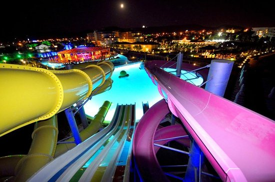 Çeşme Aqua Toy City