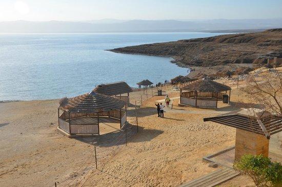 Holiday Inn Resort Dead Sea: View to Dead Sea