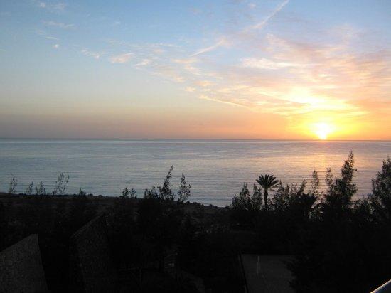 Hotel R2 Pajara Beach Hotel & Spa: sunrise
