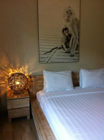 The Dipan Resort Petitenget: Room