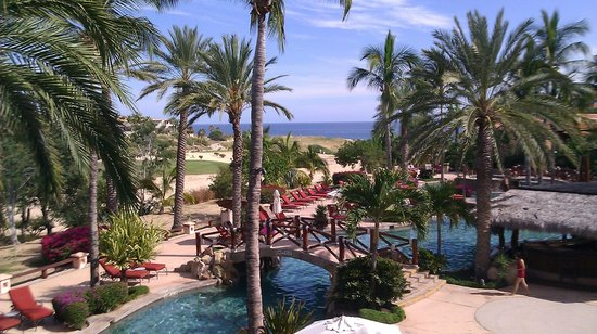 Sheraton Grand Los Cabos Hacienda del Mar: View from our ocean view room