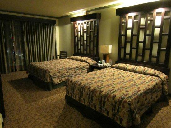 Bayview Hotel Guam : アジアンテイスト