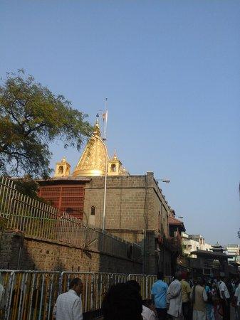 Sri Sai Baba Samadhi Mandir: sai mandir