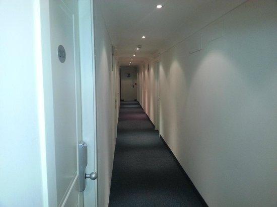 Saint Paul Hotel : corredor