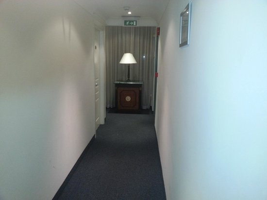 Saint Paul Hotel: corredor