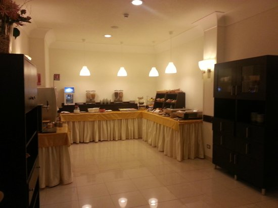 Saint Paul Hotel: Café da manha