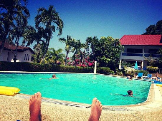 Pen Villa Hotel: Pool