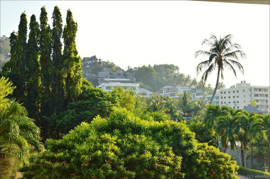 Pen Villa Hotel: View