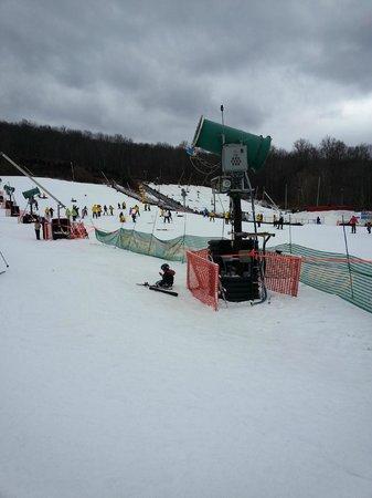 "Shawnee Mountain Ski Area: ""Bunny"" hill"