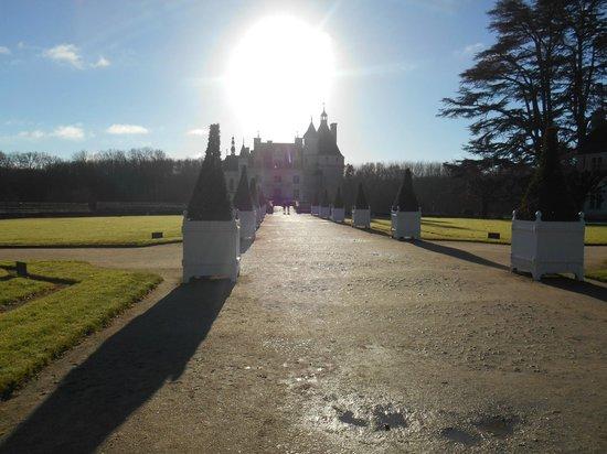 Château de Chenonceau : entrada
