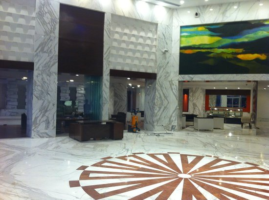 Country Inn & Suites By Radisson: Hotel Lobby