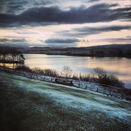 Days Inn Kendal Killington Lake: View out the back