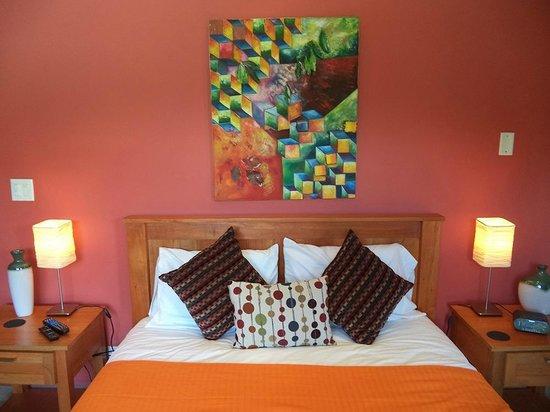 Casa de Montana Bed & Breakfast : Quetzal Room