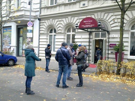 Mercure Hotel & Residenz Berlin Checkpoint Charlie: Albergo